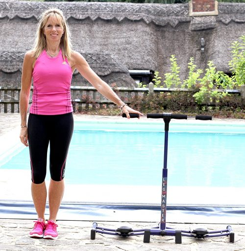 LegMaster Fiona Summers Total Body Leg Master Exerciser