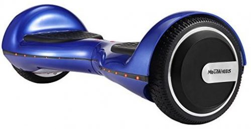 MegaWheels 6.5' Hover, board, UL- 2272 Certified Self-Balancing Smart Scooter