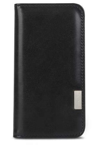 Moshi Overture iPhone 8 / 7 Case (Wallet Case) - Black