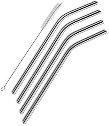 Sipwell Stainless Steel Straws