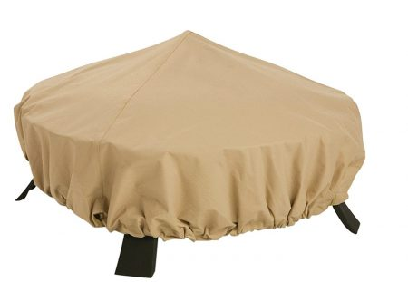 lassic Accessories 58992-EC Terrazo Fire Pit Cover