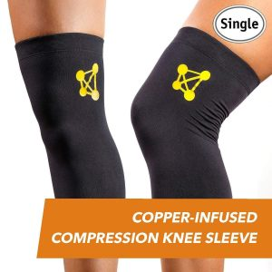 CopperJoint Copper-Infused Compression Knee Sleeve