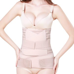 TiRain 3 in 1 Postpartum Support - Recovery Belly:Waist:Pelvis Belt Shapewear