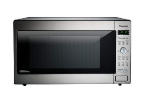 Panasonic Microwave Oven NN-SD945S Stainless Steel Countertop:Built-In