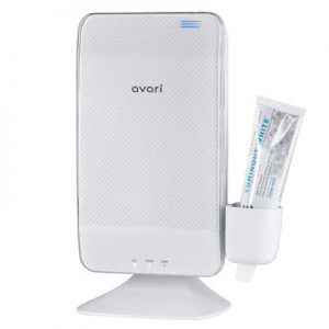 7. Avari Dual UV & Heat Premium Toothbrush Sanitizer