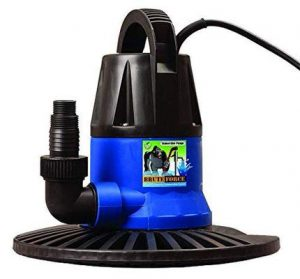 Brute Force 2450 GPH Submersible Pool Cover Pump