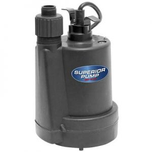 Superior Pump 91025- 1:5 HP UTILITY
