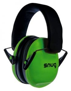 3. Snug Kids Earmuffs:Hearing Protectors – Adjustable Headband Ear Defenders