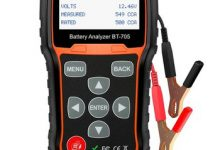 #7 -- FOXWELL's Automotive Digital Battery Tester (BT705)