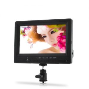 BW 7 Inch On-Camera HD DSLR Monitor
