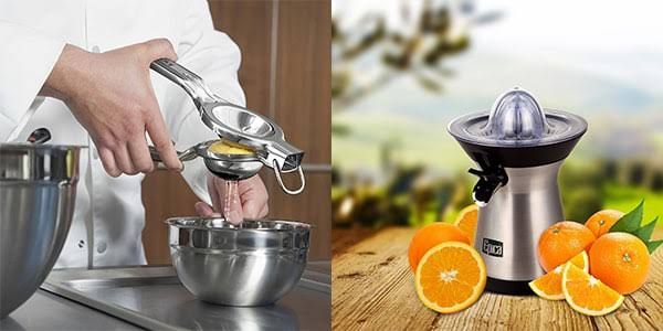 Stainless Steel Citrus Juicers