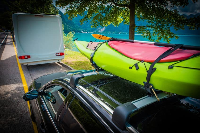 Best Truck Roof Rack for Kayak