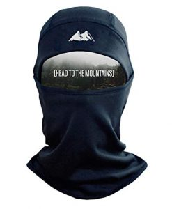 Mountain Made Winter Face Mask