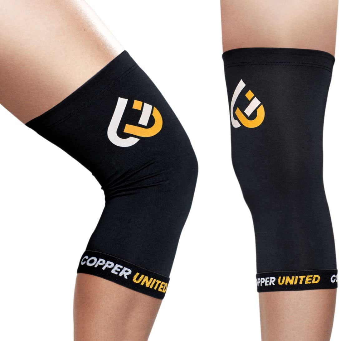 Copper United Knee Compression Sleeve