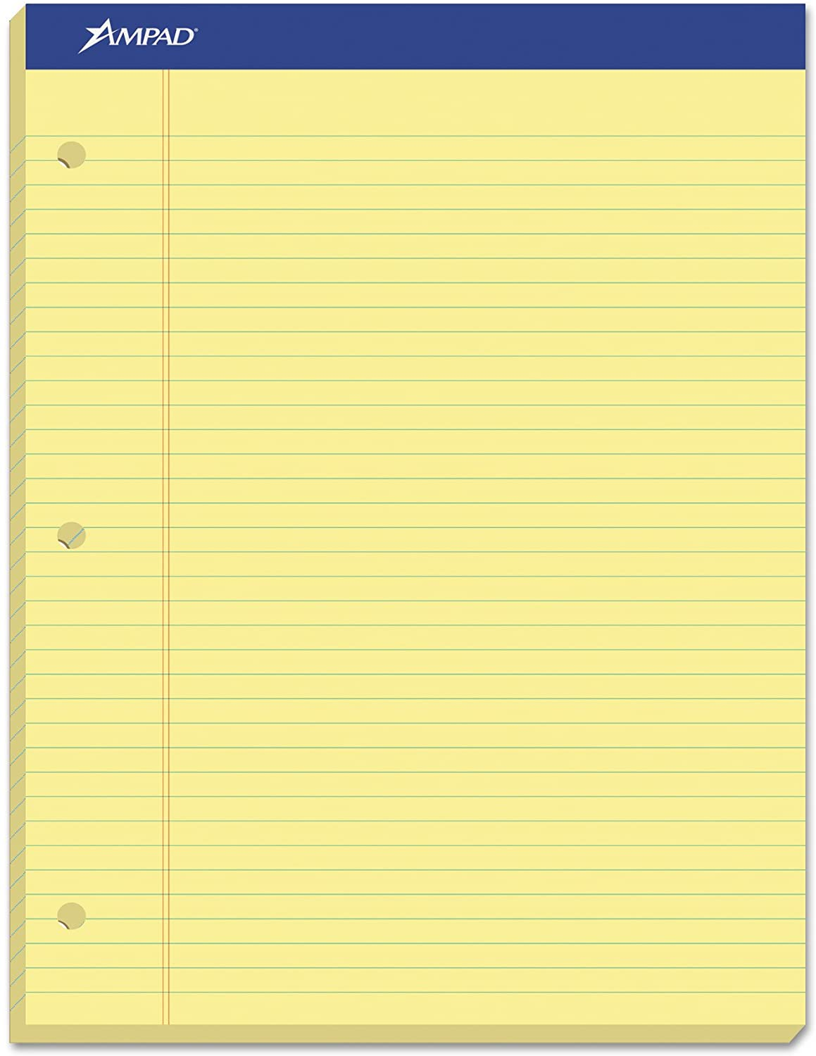 yellow notepads